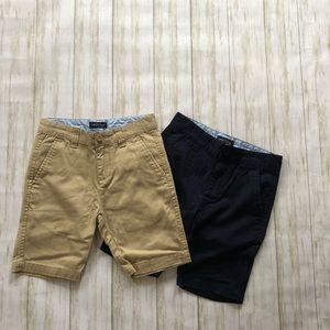 TWO Nautica boys shorts